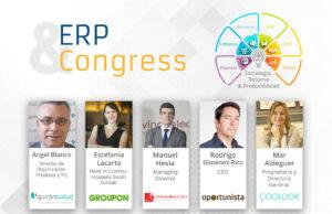speakers mesa redonda ERP Congress