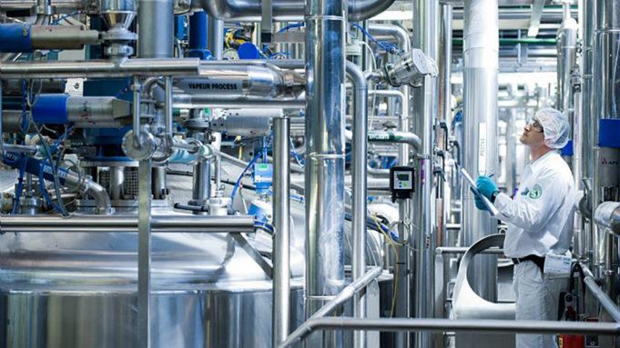 L'Oréal fábrica