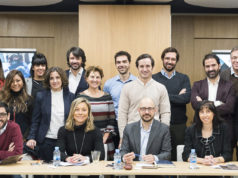 Customer Engagement Lab 2 - foto de familia