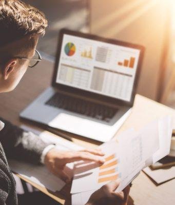 gestión financiera entornos digitales