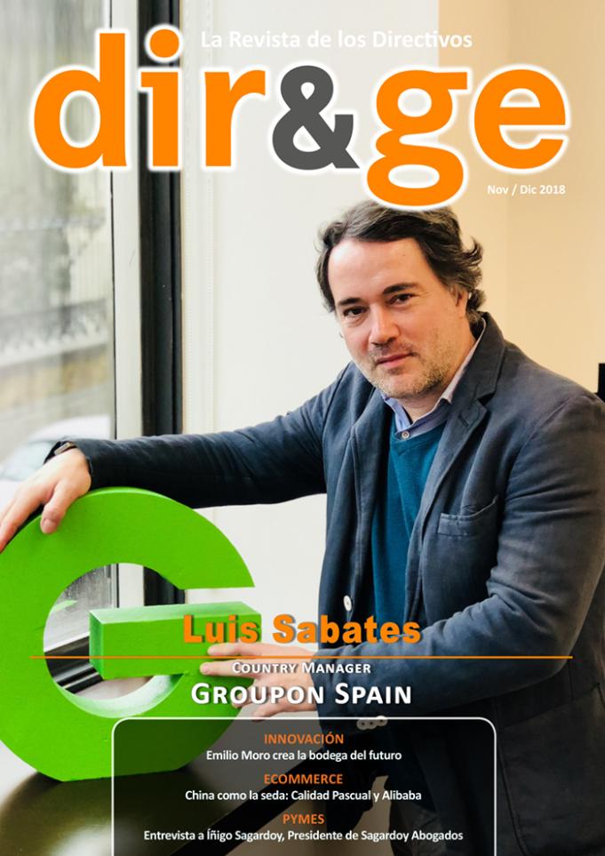 Revista DIR&GE Noviembre - Diciembre 2018