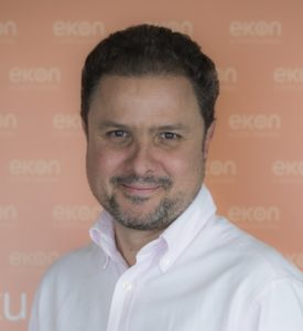 Javier Prados, Senior Project Manager de ekon
