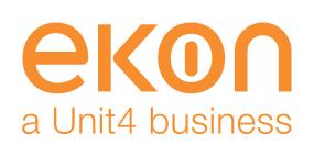 logo ekon unit4
