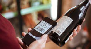 tecnología blockchain vino
