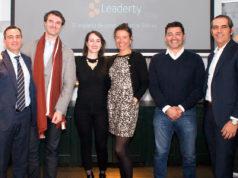 evento presentación Leaderty