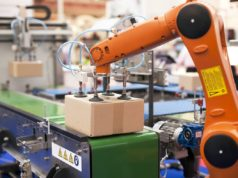 robotización logística