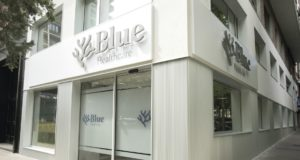 Blue Healthcare ekon