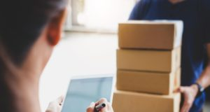 comercio electrónico paquetería