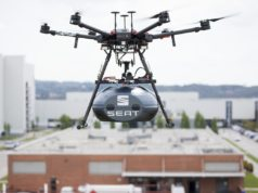 drones seat