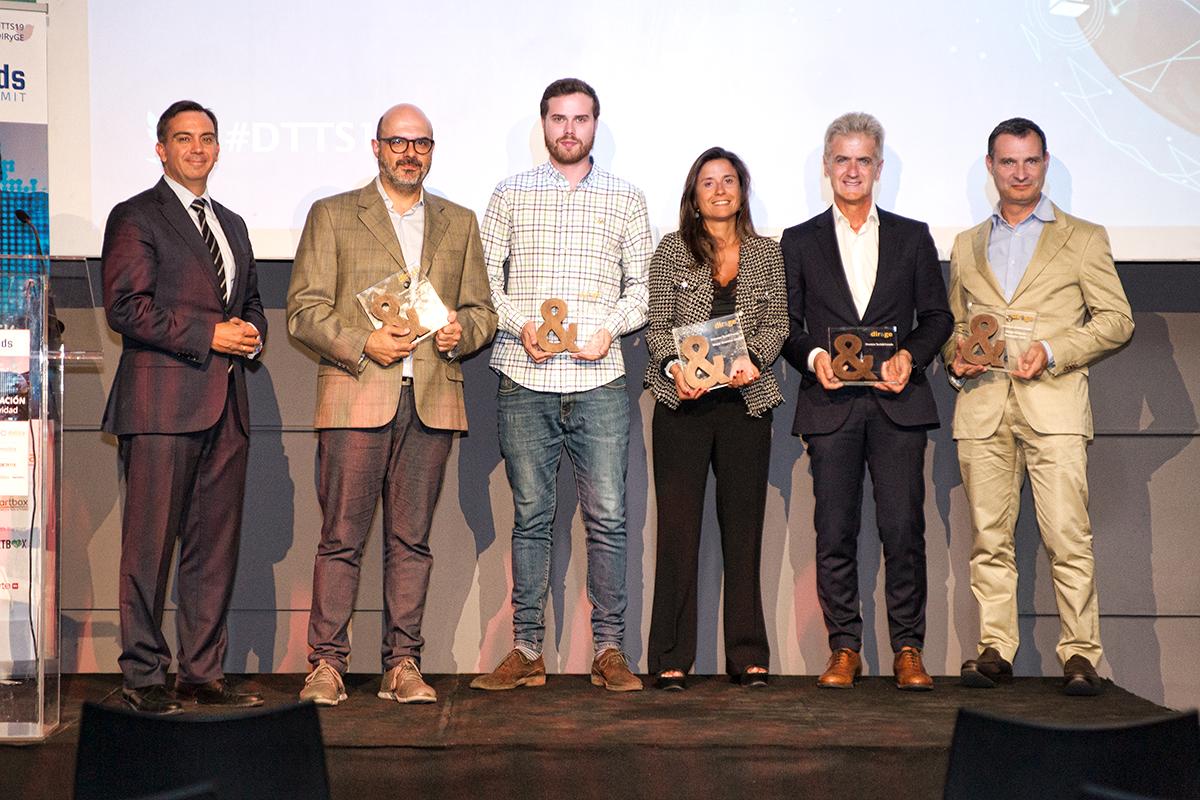 Foto premios - DTTS19