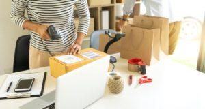 paquetería mensajería