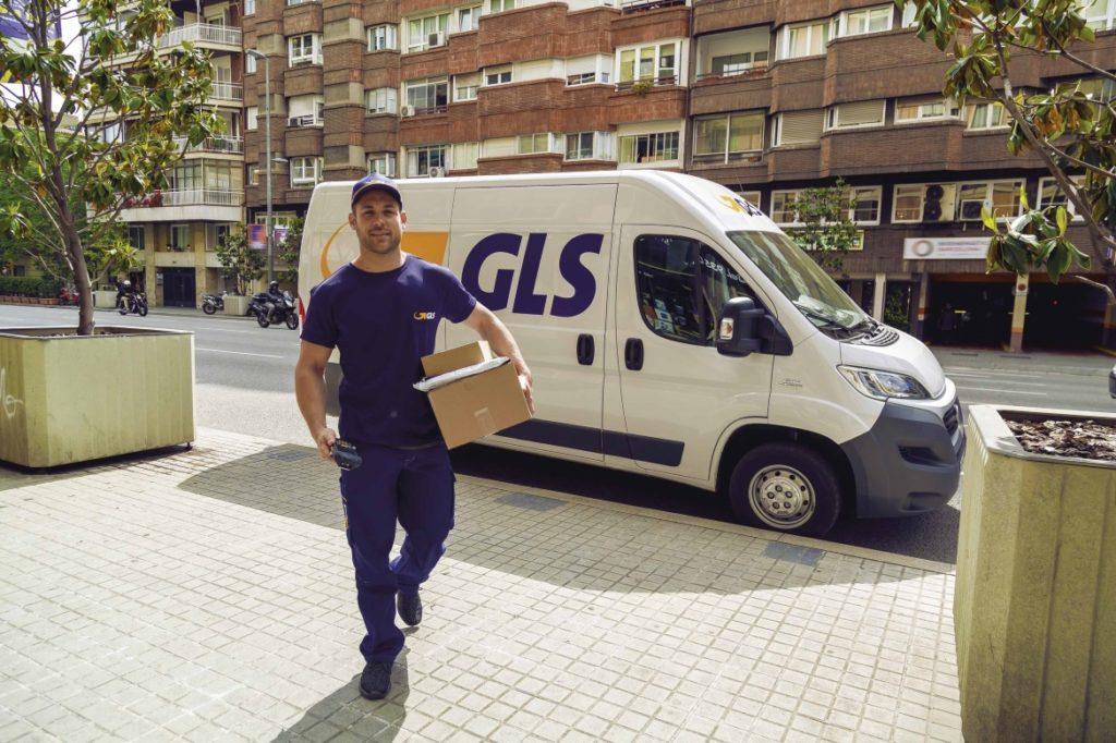 reparto ciudad GLS