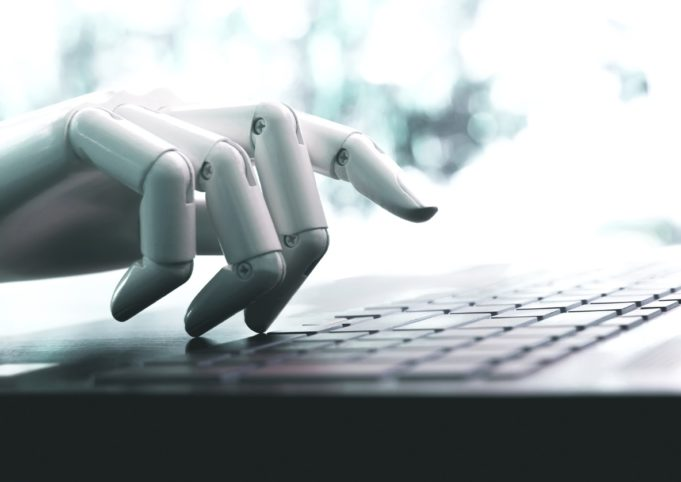 robot lider esade