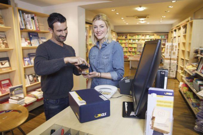 GLS parcelshops