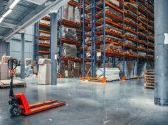 inversión superficie logística