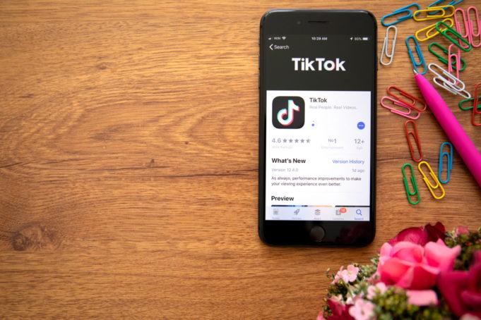 TikTok social commerce