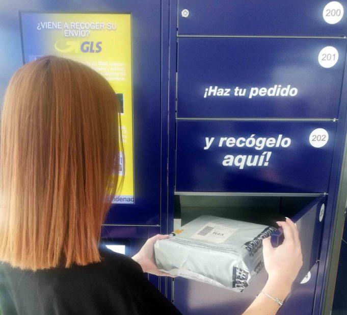 gls spain taquillas automáticas