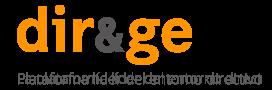 Logo DIR&GE - Directivos y Gerentes
