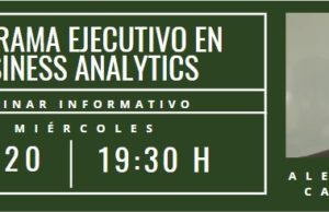 webinar business analytics icade