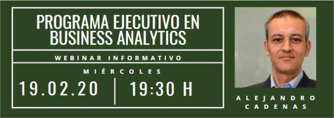webinar business analytics icade