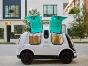 nuro vehiculo autonomo