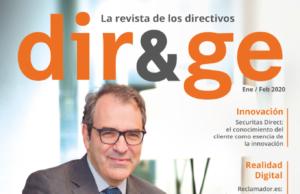 Portada Revista Dir&Ge enero - febrero 2020