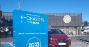 vehiculos electricos nissan sanchez romero