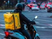 Glovo y DIA, alianza para el reparto de la compra online