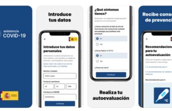AsistenciaCOVID-19, la app oficial del Gobierno disponible en seis comunidades autónomas