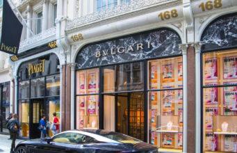Las ventas globales del lujo se van a resentir entre un 25% y un 30%