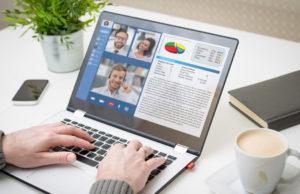 Qué aportan los sistemas de gestión empresarial para impulsar el trabajo colaborativo mientras se trabaja en remoto