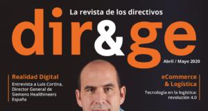 Portada Revista Dir&Ge Abril Mayo 2020