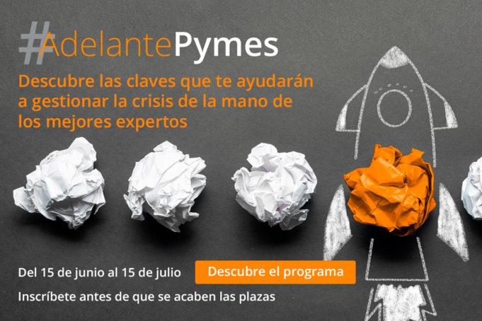 #AdelantePymes, una iniciativa para ayudar a pymes y autónomos en tiempos de incertidumbre