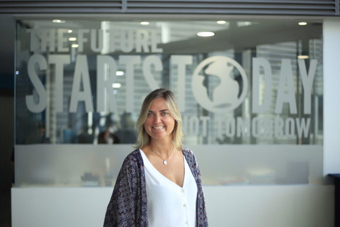 Entrevista Carmen Silla, Directora de Marketing de Jeanologia