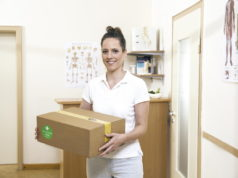 Logística de paquetería para el creciente sector de la salud