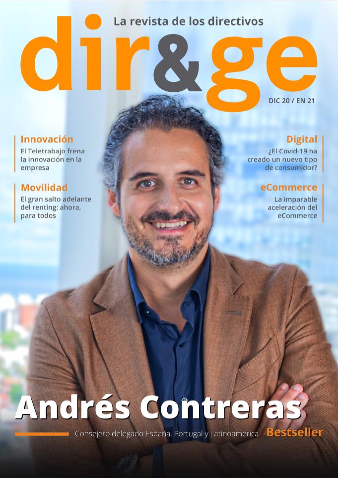 Revista Directivos y Gerentes - Dir&Ge - diciembre 2020 / enero 2021