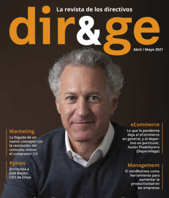 Revista Dir&Ge abril- mayo 2021
