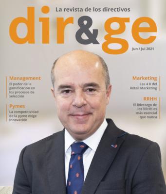 Revista Dir&Ge junio – julio 2021