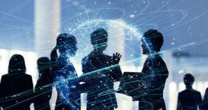 modelo-trabajo-hibrido-nuevas-formas-liderazgo-facilitar-cohesion-equipos